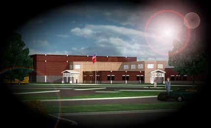 high school rendering
